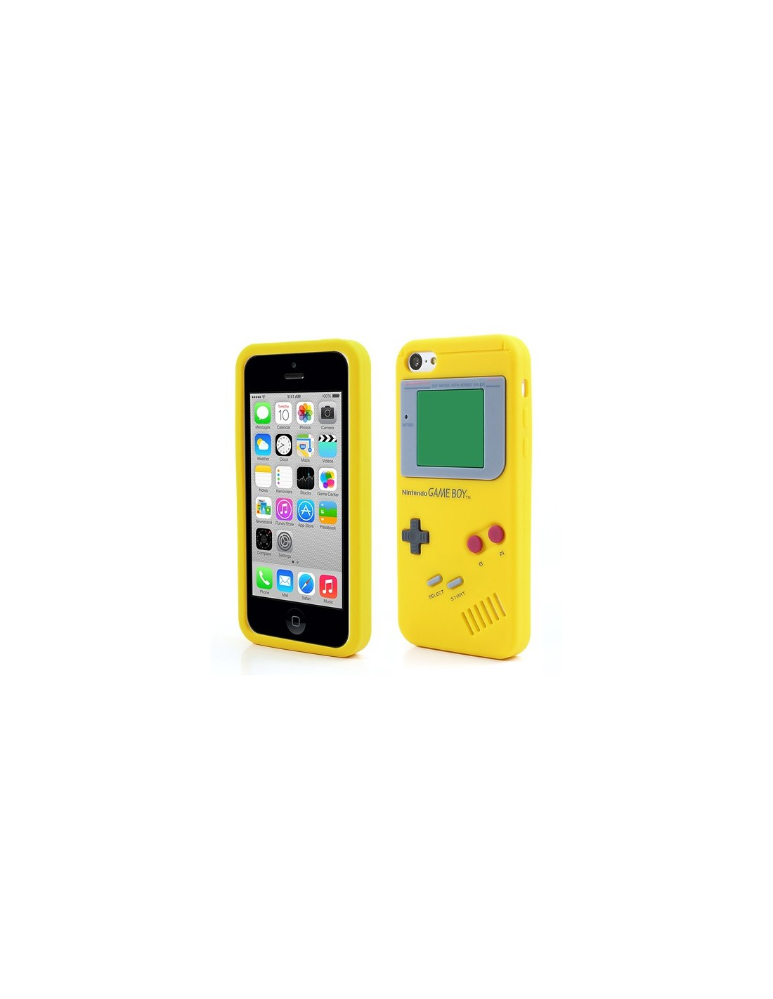 coque iphone 5 gameboy