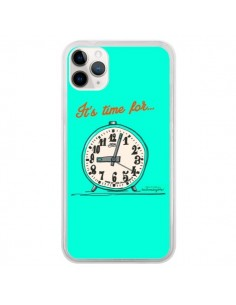 Coque iPhone 11 Pro It's time for - Leellouebrigitte