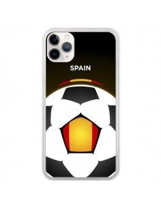 Coque iPhone 11 Pro Espagne Ballon Football - Madotta