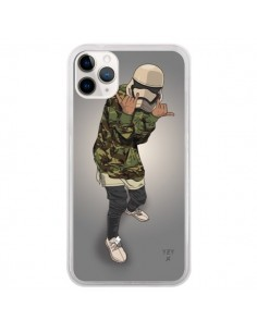Coque iPhone 11 Pro Army Trooper Swag Soldat Armee Yeezy - Mikadololo