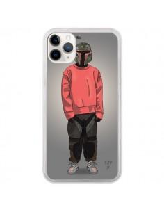 Coque iPhone 11 Pro Pink Yeezy - Mikadololo