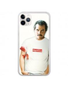 Coque iPhone 11 Pro Netflix Narcos - Mikadololo