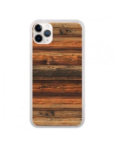 Coque iPhone 11 Pro Style Bois Buena Madera - Maximilian San