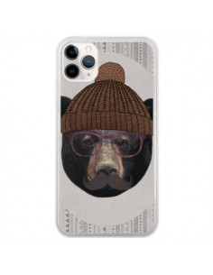 Coque iPhone 11 Pro Gustav l'Ours - Borg