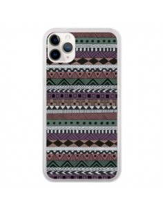 Coque iPhone 11 Pro Azteque Pattern - Borg