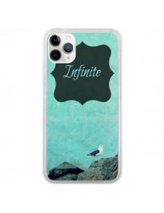 Coque iPhone 11 Pro Infinite Oiseau Bird - R Delean
