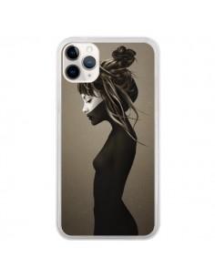 Coque iPhone 11 Pro Fille Pensive - Ruben Ireland