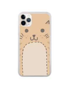 Coque iPhone 11 Pro Big Cat chat - Santiago Taberna