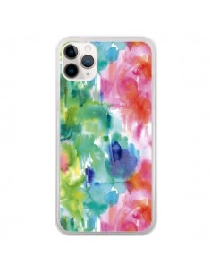 Coque iPhone 11 Pro Organic Bold Shapes - Ninola Design