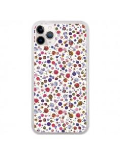 Coque iPhone 11 Pro Peonies Pink - Ninola Design