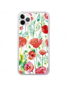 Coque iPhone 11 Pro Planets Constellation Pink - Ninola Design