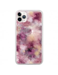 Coque iPhone 11 Pro Roses Bouquet Pink - Ninola Design