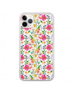Coque iPhone 11 Pro Spring Colors Multicolored - Ninola Design