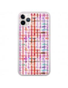Coque iPhone 11 Pro Tropical Parrots Palms - Ninola Design