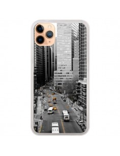 Coque iPhone 11 Pro Max New York Noir et Blanc - Anaëlle François