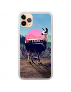 Coque iPhone 11 Pro Max Llama - Ali Gulec