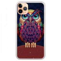 Coque iPhone 11 Pro Max Chouette Owl - Ali Gulec