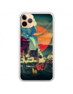 Coque iPhone 11 Pro Max Abracadabra Magicien Chien Lapin - Ali Gulec