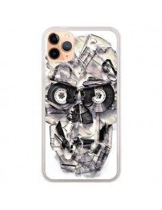 Coque iPhone 11 Pro Max Tape Skull K7 Tête de Mort - Ali Gulec