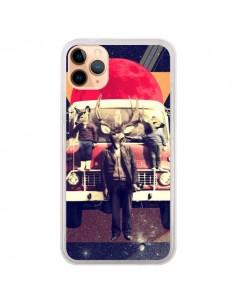 Coque iPhone 11 Pro Max Cerf Le Camion - Ali Gulec