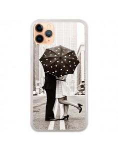Coque iPhone 11 Pro Max Secret under Umbrella Amour Couple Love - Asano Yamazaki
