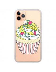 Coque iPhone 11 Pro Max Cupcake Dessert Transparente - Asano Yamazaki