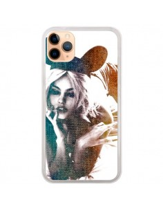 Coque iPhone 11 Pro Max Mickey Lady - Daniel Vasilescu
