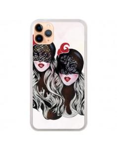 Coque iPhone 11 Pro Max Gemini Jumelles - Felicia Atanasiu