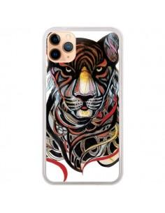 Coque iPhone 11 Pro Max Tigre - Felicia Atanasiu