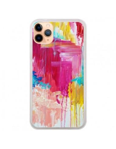 Coque iPhone 11 Pro Max Elated Peinture - Ebi Emporium
