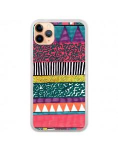 Coque iPhone 11 Pro Max Azteque Dessin - Kris Tate