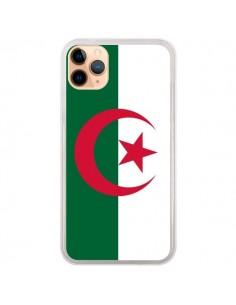 Coque iPhone 11 Pro Max Drapeau Algérie Algérien - Laetitia