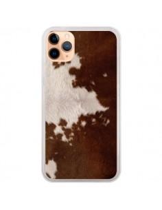 Coque iPhone 11 Pro Max Vache Cow - Laetitia