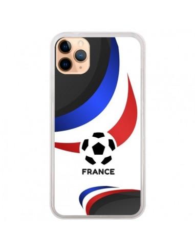 coque iphone 11 pro max equipe france football madotta