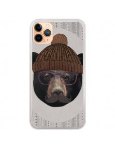 Coque iPhone 11 Pro Max Gustav l'Ours - Borg