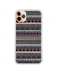 Coque iPhone 11 Pro Max Azteque Pattern - Borg