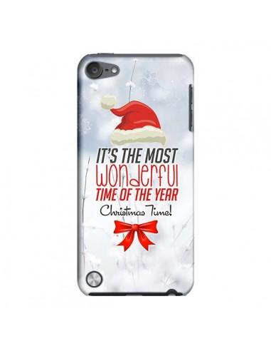 Coque Joyeux Noël pour iPod Touch 5 - Eleaxart