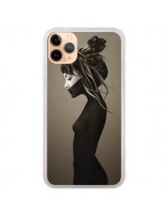 Coque iPhone 11 Pro Max Fille Pensive - Ruben Ireland