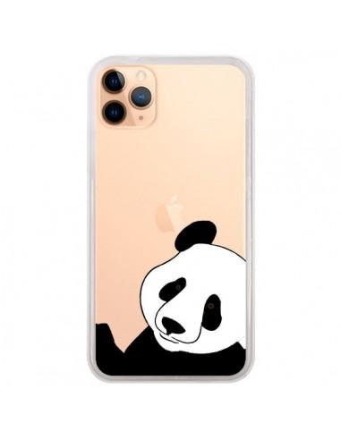 coque iphone 11 pro max panda transparente yohan b