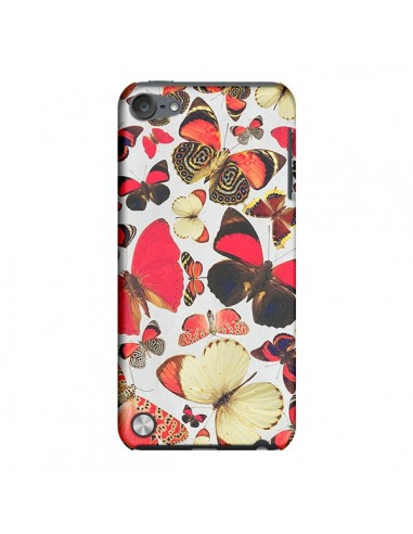 Coque Papillons pour iPod Touch 5 - Eleaxart
