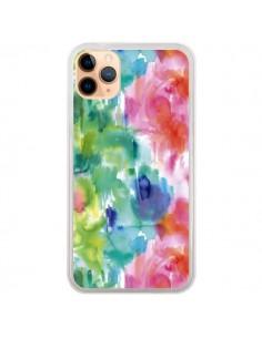 Coque iPhone 11 Pro Max Organic Bold Shapes - Ninola Design