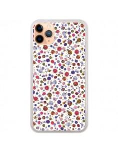 Coque iPhone 11 Pro Max Peonies Pink - Ninola Design