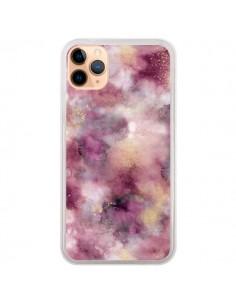 Coque iPhone 11 Pro Max Roses Bouquet Pink - Ninola Design