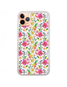 Coque iPhone 11 Pro Max Spring Colors Multicolored - Ninola Design