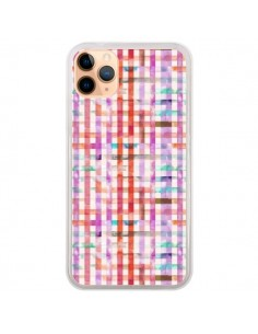 Coque iPhone 11 Pro Max Tropical Parrots Palms - Ninola Design