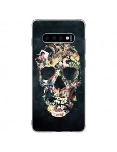 Coque Samsung S10 Plus Skull Vintage Tête de Mort - Ali Gulec