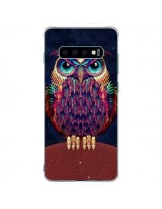 Coque Samsung S10 Plus Chouette Owl - Ali Gulec