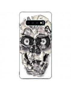 Coque Samsung S10 Plus Tape Skull K7 Tête de Mort - Ali Gulec