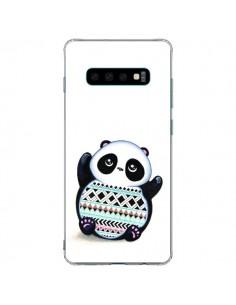 Coque Samsung S10 Plus Panda Azteque - Annya Kai