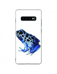 Coque Samsung S10 Plus Grenouille Bleue - Annya Kai